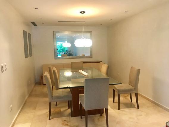 Se Alquila Casa 250m2 3h+s/4b+s/2p Altamira