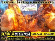 Servicio De Cerdito Asado Guatemala Banquetes Y Catering