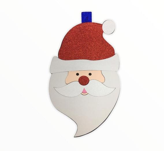 Santa Claus Fieltro Grande Mercadolibre Com Mx