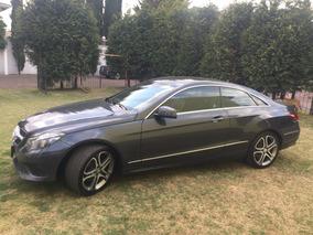 Mercedes Benz Clase E Coupé 2014 Excelente Oportunidad