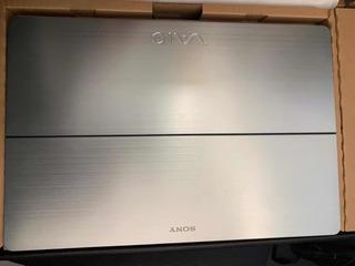 Notebook Sony Vaio Fit 15a Multiflip Táctil Core I7 Ram8g
