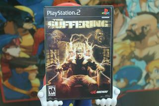 The Suffering Playstation 2 Completo Excelentes Condiciones