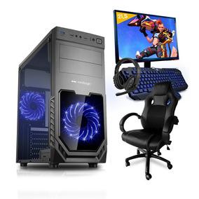 Pc Gamer Smart Pc 81294 Intel I5 8gb(gtx 1650)1tb+cadeira