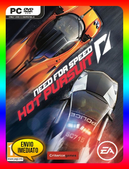 Need For Speed Hot Pursuit Pc - Origin Key (envio Já)