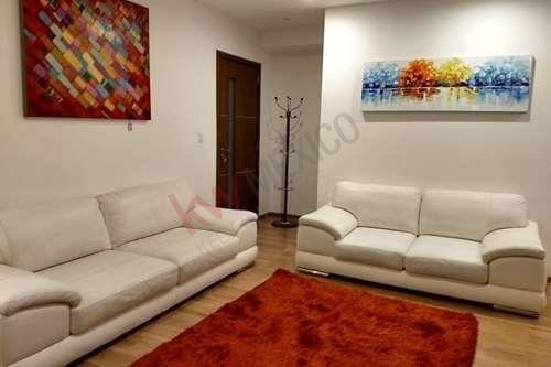 Renta De Departamento Amueblado Santa Fe Juriquilla Towers Queretaro 2 Habitaciones Y Con Amenidades