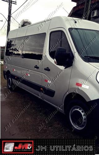Imagem 1 de 15 de Renault Master Ano 2020 L3h2 Exec Luxo Marticar Jm Cod.368