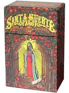 Tarot Santa Muerte Cartas + Manual Lo Scarabeo Fulfillment