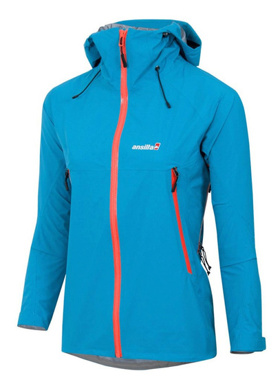Campera Anorak Ghost Ansilta Gore-tex Impermeable Mujer