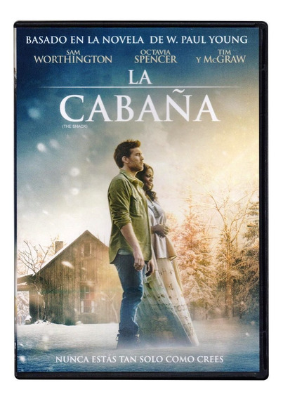 La Cabaña The Shack (2017) Pelicula Sam Worthinton Dvd