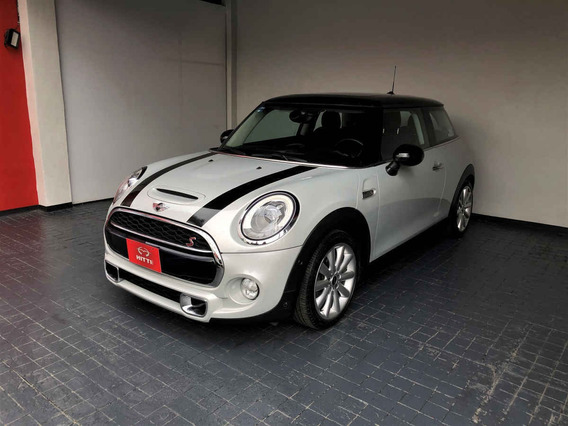 Mini Cooper 2017 3p S Hot Chili L4/2.0/t Aut