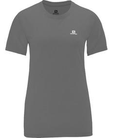 Camiseta Salomon - Comet Ss F - Feminina