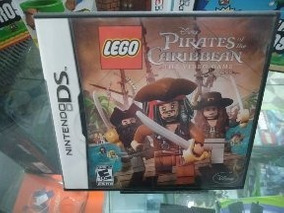 Jogo Nintendo Ds Lego Piratas Do Caribe Original