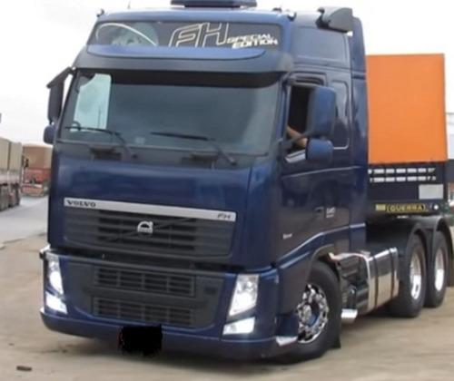 Volvo Fh540 Ano 2016 7 Eixos Único Dono