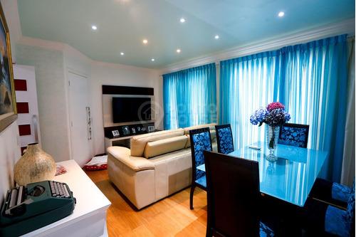 Apartamento 3 Dormitórios E 2 Vagas À Venda No Bairro Jardim Da Saúde Em São Paulo - Ph35790