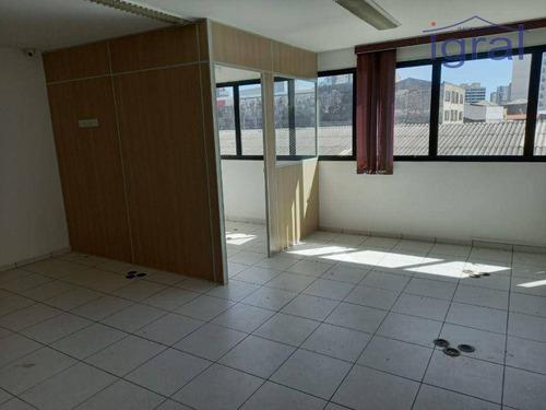 Imagem 1 de 14 de Sala À Venda, 56 M² Por R$ 440.000,00 - Mirandópolis - São Paulo/sp - Sa0121