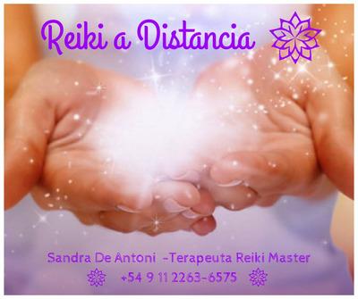 Reiki A Distancia ( Anael 19.23.42) 5 Sesiones