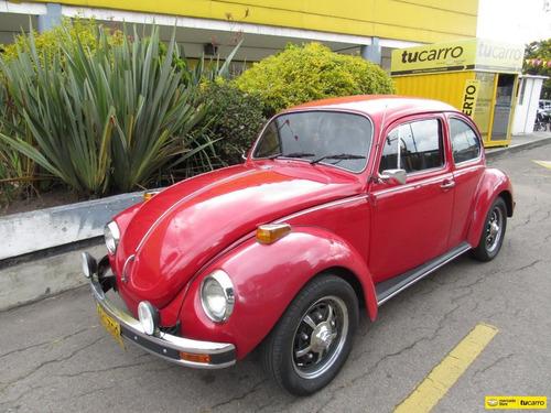 Volkswagen Escarabajo 1.6 Mecánica 2 Puertas