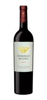 Vino Domingo Molina Tannat 750ml. - Envíos
