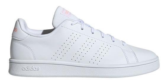 Zapatillas adidas Grand Court Base De Mujer Blanca