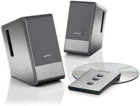 Caixa De Som Para Computador Bose Computer Musicmonitor