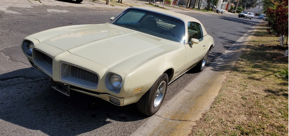 Pontiac Firebird 1972 Trans Am Camaro Chevrolet Impecable
