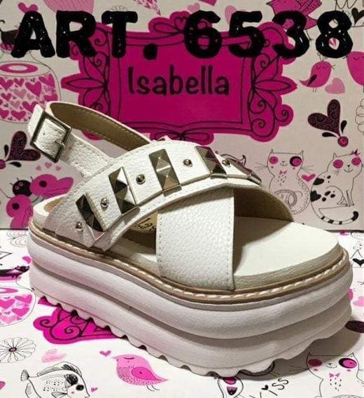 Sandalias Nena Talles 30 31 Princesa Isabella