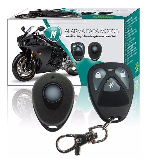 Alarma Moto X-28 M20 Presencia Sirena Dos Controles Remotos