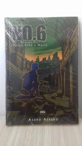 No 6 Volume 2 Vida E Morte Light Novel Novo Lacrado New Pop