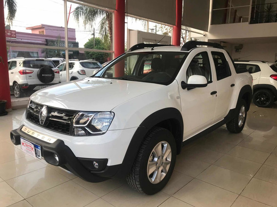 Renault Duster Oroch 1.6 Outsider 2019