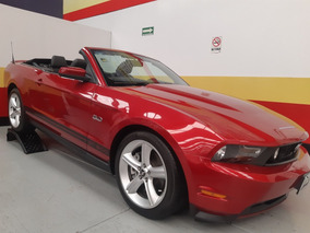 Ford Mustang 5.0l Gt Convertible 2011 At