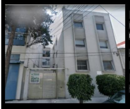 Departamento 3 Recamaras Trípoli Portales Remate Bancario