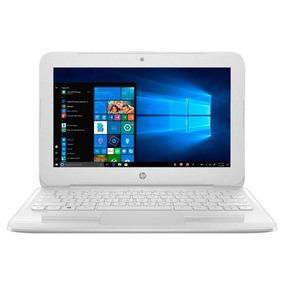 Notebook Hp 11-ah112dx Cel-n4000 4gb/64ssd Branco