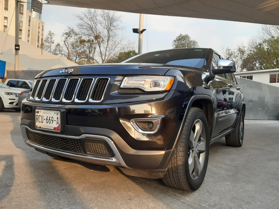 Jeep Grand Cherokee Ltd Lujo 4x2 V6 2015