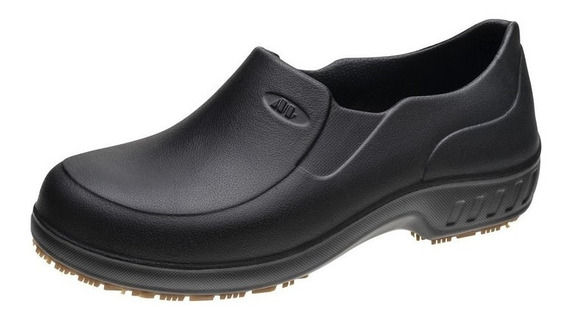 Sapato De Segurança Flex Clean Para Cozinheira Nota Fiscal