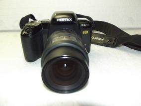 Maquina Fotografica Analogica Filme Pentax Pz70