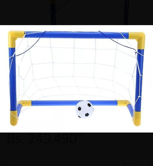 Cancha De Fútbol Juguete Para Niños