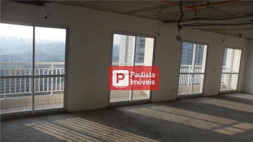 Conjunto, 135 M² - Venda Por R$ 1.150.000,00 Ou Aluguel Por R$ 8.200,00/mês - Chácara Santo Antônio (zona Sul) - São Paulo/sp - Cj0456