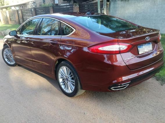 Ford Fusion Permuto Financio