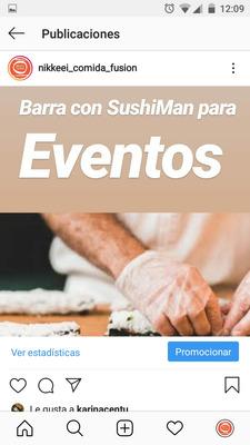 Barra De Sushiman , Catering & Evento S