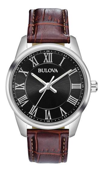 Reloj Bulova Para Caballero Modelo: 96a221 Envio Gratis