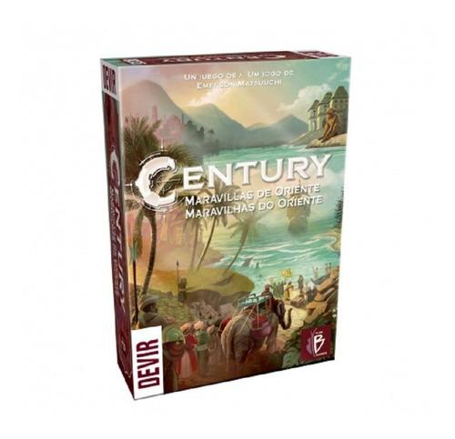 Century Maravillas De Oriente - Juego De Mesa