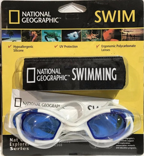 Antiparra Natacion National Geographic Natacion (no Envios)