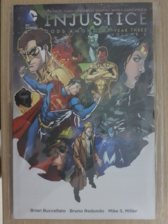Hq - Injustice Gods Among Us: Year 3 Vol. 2 Hard Cover