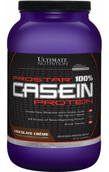 Prostar 100% Casein Protein 907g (2lbs) - Ultimate Nutrition