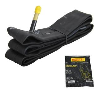 Par Câmara De Ar Mtb Pirelli Aro29 48mm Schrader Bico Grosso