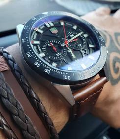 Relógio Masculino Tág Héuer+frete Grátis