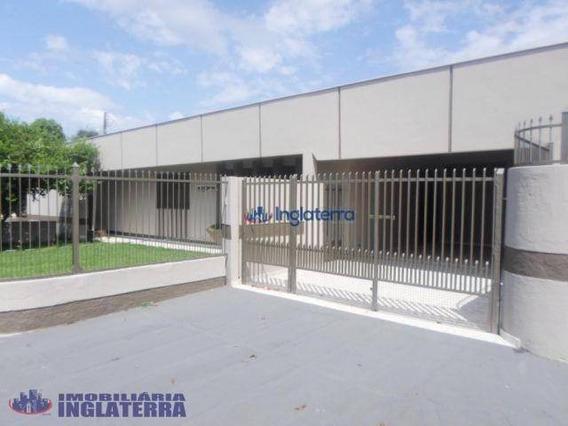 Casa Com 4 Dormitórios Para Alugar, 170 M² Por R$ 1.600,00/mês - Jardim Adriana Ii - Londrina/pr - Ca1226