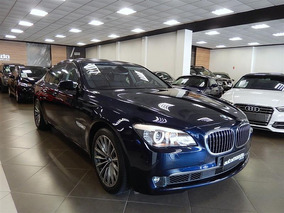 Bmw 750i 4.4 Unique Sedan V8 32v Gasolina 4p Automático 2011