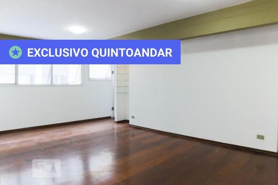 Apartamento No 10º Andar Com 2 Dormitórios E 1 Garagem - Id: 892957034 - 257034