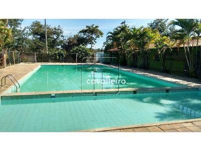 Chácara Residencial À Venda, Granjas Cabuçu (manilha), Itaboraí - Ch0017. - Ch0017